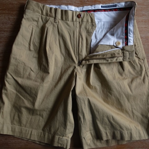 Polo by Ralph Lauren Other - POLO RALPH LAUREN FAIRWAY FIT PLEATED FRONT SHORTS